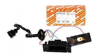 Корпус ліхтаря підсвічування номерного знака VW Caddy/T5/T6 03- (8270.04) AUTOTECHTEILE