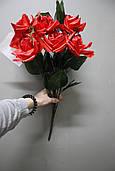Цветок 3431-7 (6 бутонов )Роза