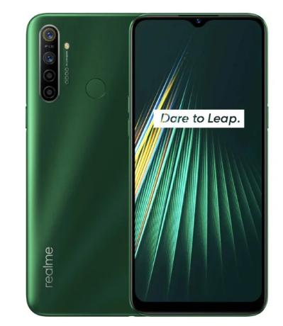 Oppo Realme 5i 4/64gb Green 5000mAh Global Version