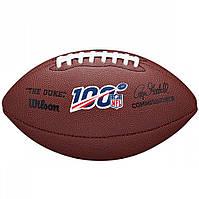 Мяч для американского футбола Wilson NFL Duke SS19 9063, КОД: 1552669