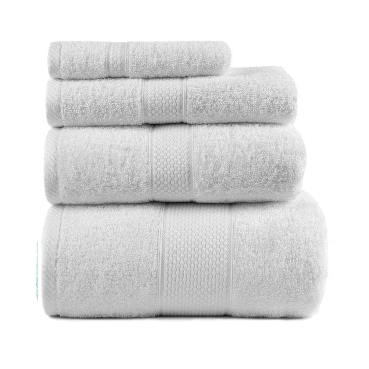Полотенце для тела Arya Miranda Soft 100*150 см махровое банное белое арт.TR1002480