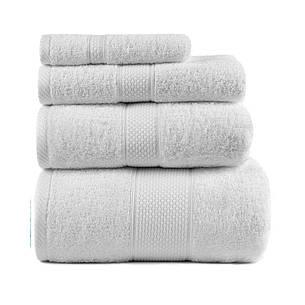 Полотенце для тела Arya Miranda Soft 100*150 см махровое банное белое арт.TR1002480, фото 2