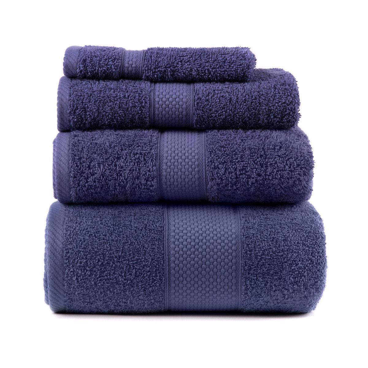 Полотенце для тела Arya Miranda Soft 100*150 см махровое банное голубое арт.TR1002480