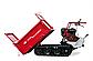 Тележка гусеничная Weima WM7B-320A MINI TRANSFER (бензин, 6 л.с.), фото 4