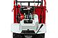 Тележка гусеничная Weima WM7B-320A MINI TRANSFER (бензин, 6 л.с.), фото 7