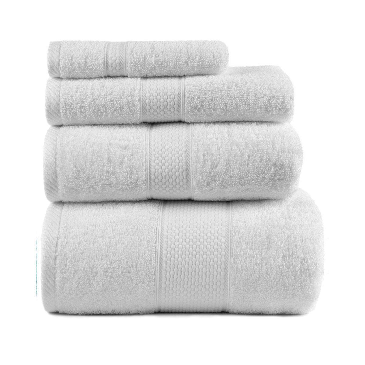 Полотенце для лица Arya Miranda Soft 50*90 см махровое банное белое арт.TRK111000017463