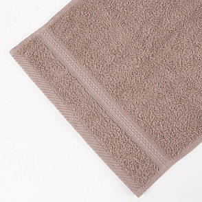 Полотенце для лица Arya Miranda Soft 50*90 см махровое банное бежевое арт.TRK111000017463, фото 2