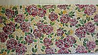 Декоративна пластикова листова панель ПВХ Регул Кам'яна троянда 0,4мм 962*484 мм