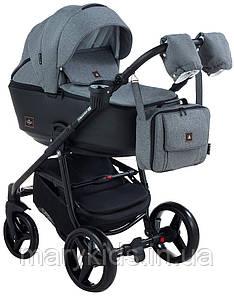 Детская универсальная коляска 2 в 1 Adamex Barcelona BR-240