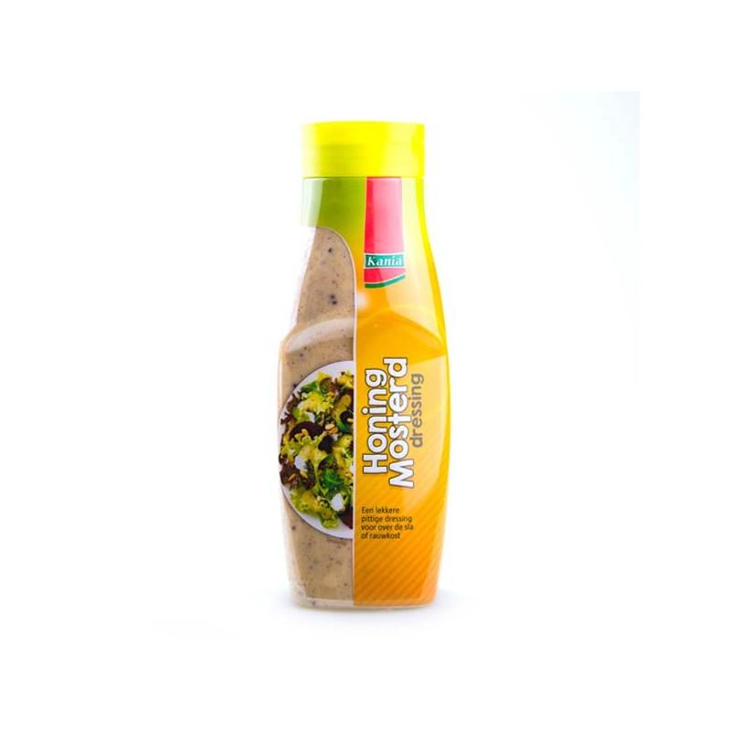 Соус для салату Kania Honing Mosterd (гірчично-медовий) , 500 мл