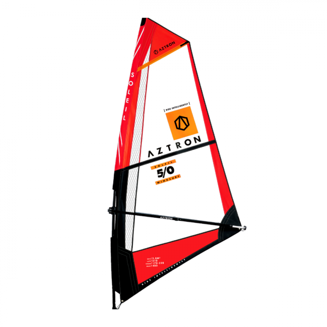 Парус для SUP дощок AZTRON WIND SURF 5.0