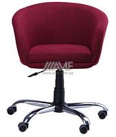 Кресло Дамкар Хром Сидней-06 на роликах, фото 1
