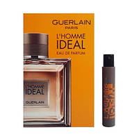 Guerlain L'Homme Ideal Eau de Parfum - Парфюмированная вода 0,7ml (пробник) (Оригинал)