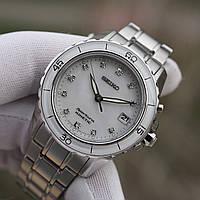 Женские часы Seiko SKA881P1 Ladies Sportura Diamonds