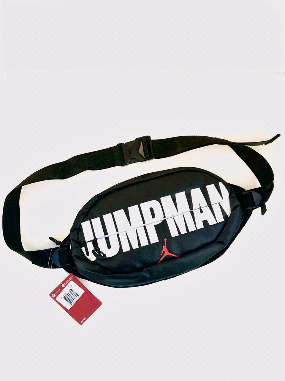 Сумка/Бананка/Органайзер Air Jordan Jumpman Nike Новый Оригинал