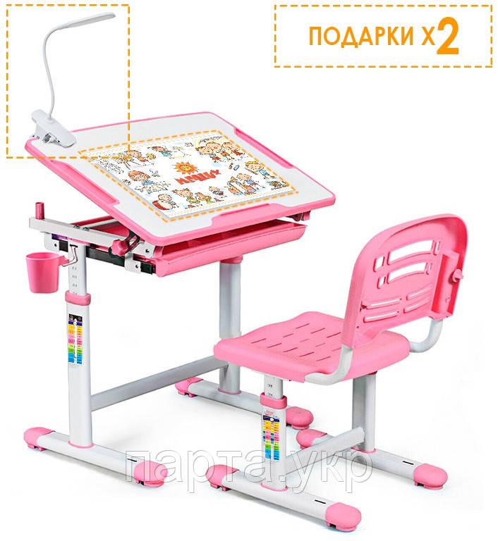 Комплект парта и стульчик Evo-kids Evo-06