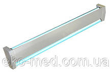 Лампа бактерицидная 70 м2 настенная 2х30Вт (облучатель)ОБН-150м