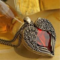 Підвіска червоне серце