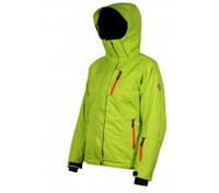 Куртка Горнолыжная женская Neve Commandor Fusion (Салатовая, голубая) - для спорта и города (все размеры)