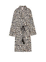 Шикарный сатиновый халат от Victoria's Secret Tassel-tie Satin Robe, фото 1