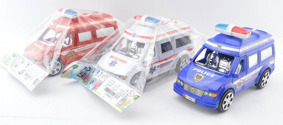 "Машина ""Спецслужба"", инерционная, 2638-12, фото 2"