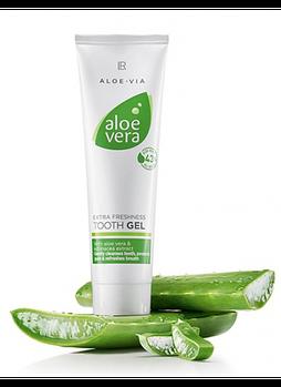 Aloe Vera Зубная паста-гель Экстра свежесть