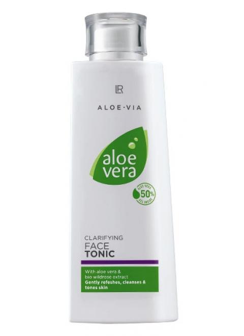 Aloe VIA Очищающий Тоник для лица