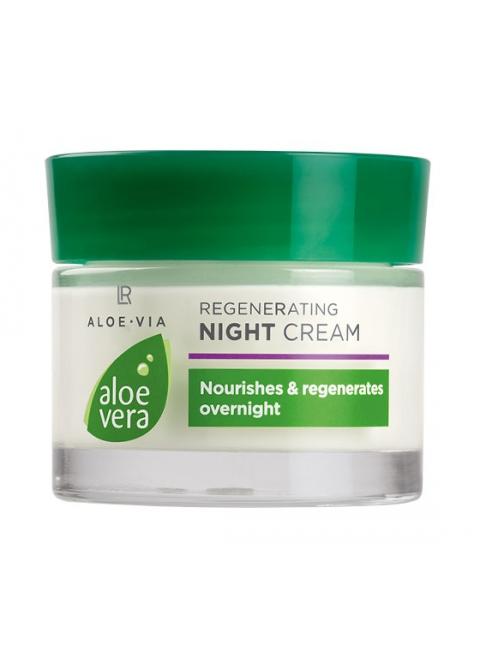 Aloe Via Регенерирующий Ночной крем