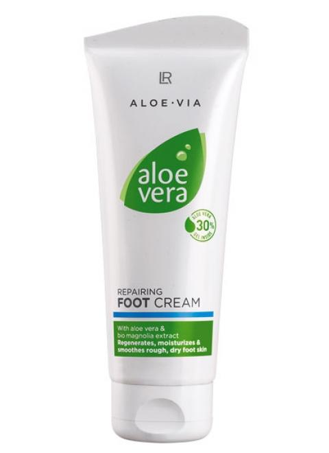 Aloe VIA Восстанавливающий крем для ног