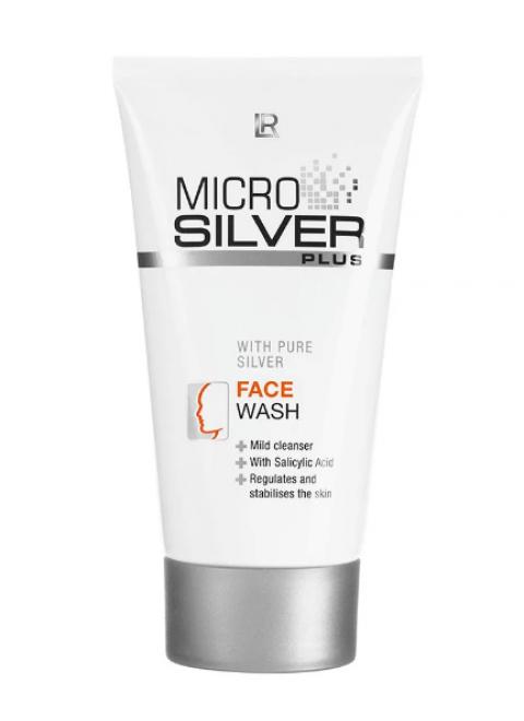 Microsilver Plus Очищающий гель для умывания