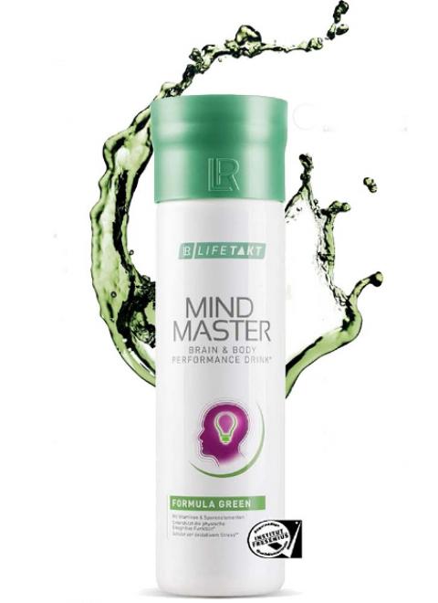Mind Master Green formula - Напиток анти-стресс для ума и тела