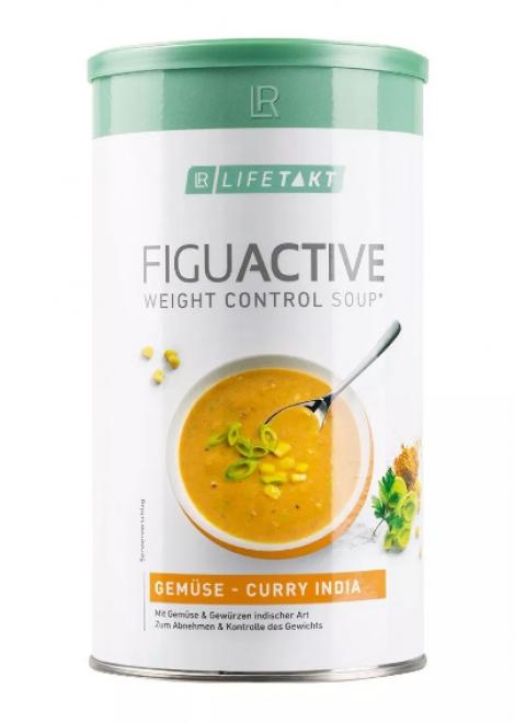 FIGUACTIVE Растворимый овощной суп для контроля веса