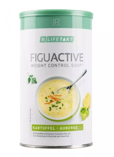 FIGUACTIV Растворимый картофельный суп для контроля веса