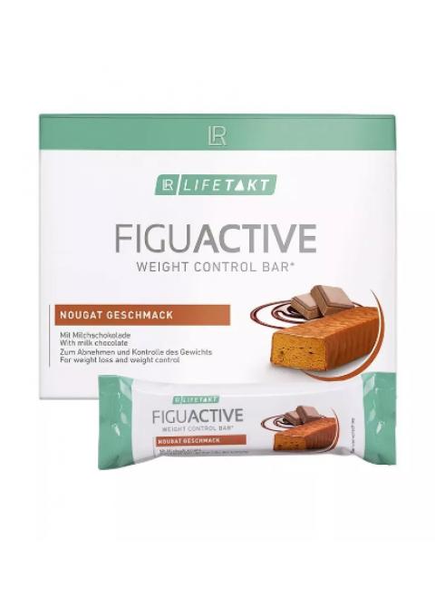 Figu Active Батончик для контроля веса со вкусом нуги