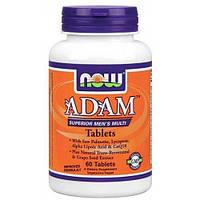 Now Foods Adam Male Multi - 60 Таб, фото 1