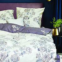 Постельный комплект Viluta полуторный 100% хлопок, набор постельного белья подростковый, комплект постельного
