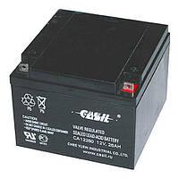 Аккумулятор 12 V 26 A  LX122 (123-32-60)