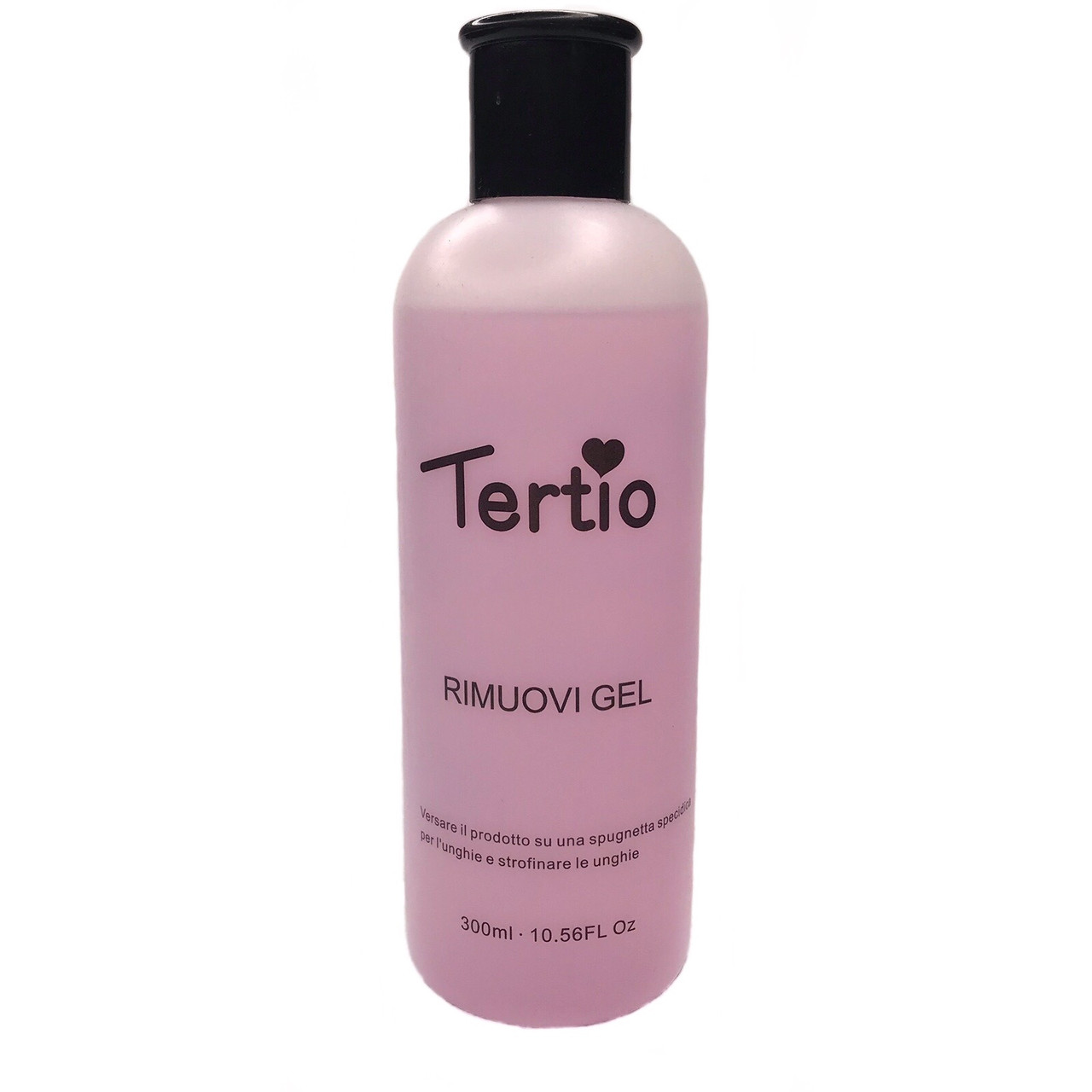 Жидкость для удаления  гель лака Tertio 300 мл
