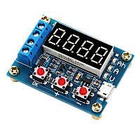 Модуль тестер емкости аккумуляторов (ZB2L3)