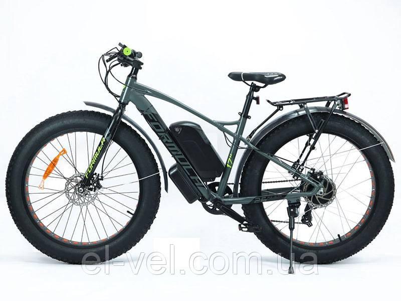Электро-фэтбайк Optimabike 26″ 48В 1000Вт батарея 17,5Ач