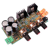 Kонструктор УНЧ TDA2030A N117 Hi-Fi УНЧ 2х15 Вт стерео
