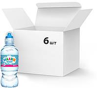 Упаковка воды питьевой детской Малыш спорт 0.33 л х 6 шт (4820199500244)