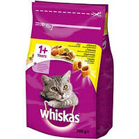 Корм Whiskas для взрослых котов с курицей 1 кг. - 95 грн. (КОРМ НА РАЗВЕС)