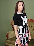 Летняя коллекция тм Моне 2020 г, юбка для девочки р-ры 146,152,164, фото 2