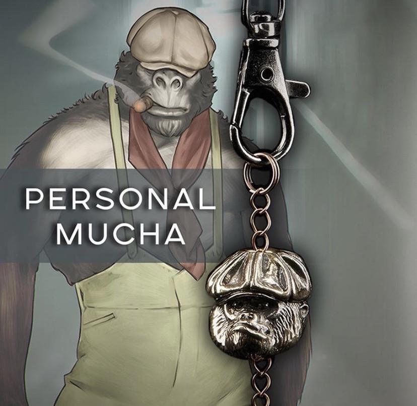 Персональный мундштук Maklaud Mucha - (Маклауд Муча)