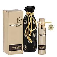 Парфюм Montale Dark Aoud 20 ml Unisex