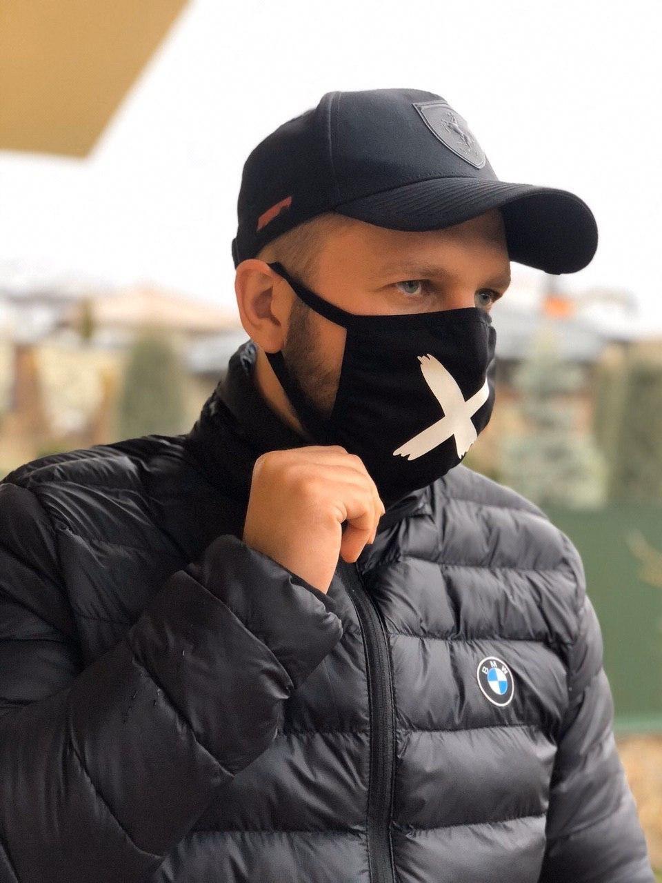 Защитная повязка, маска Cross