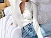 Женское боди Marilyn с длинным рукавом, фото 8