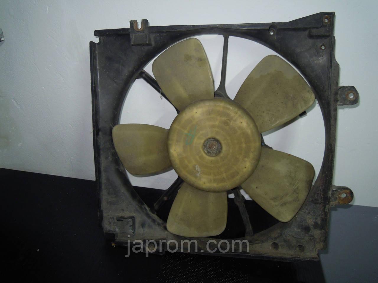 Вентилятор (диффузор) радиатора Mazda 626 GE MX-6 1992-1997г.в. 1.8+2.0+2.5 бензин