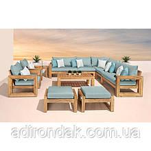Набор садовой мебели Spa Blue
